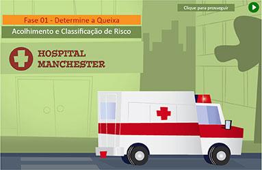 Manchester-ambulancia